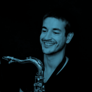 saxophone music sheet avatar