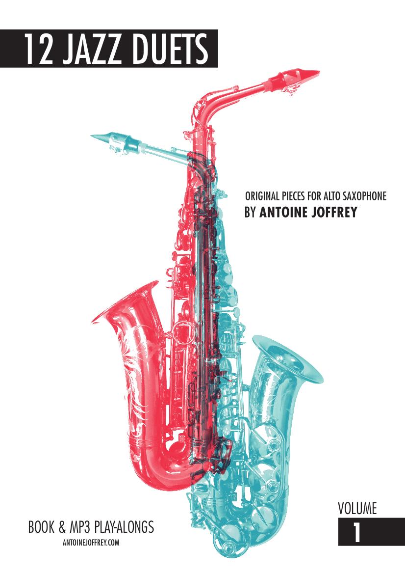 12 Jazz Duets - Volume 1